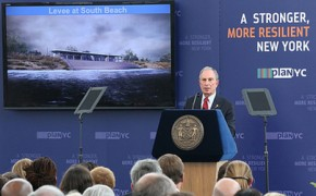 New York's Bloomberg proposes $20bn climate adaptation plan