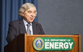 Ernest Moniz: coal will play major role in US energy future