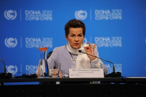 Delivery central to success of UN climate talks – Figueres