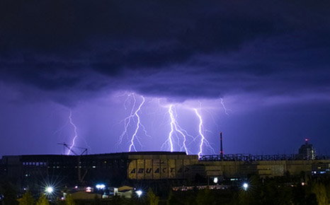 Stormy weather set to increase due to climate change