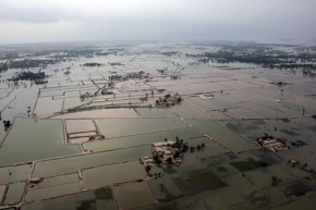 Climate change could mean once a century floods every 10 years