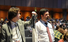 Tempers fray as Russia blocks UN climate talks