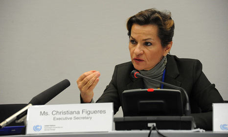 Christiana Figueres is the UN's lead climate negotiator (Source: Flickr/UNFCCC)