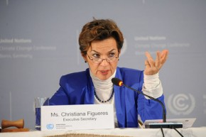 Figueres: No country doing enough on climate change