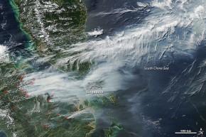 Indonesian government blamed for Singapore smog