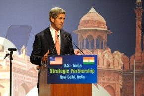 Kerry invites India to join US-China HFC agreement