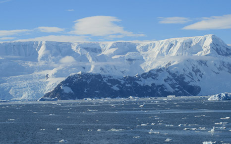 Scientists uncertain over rate of polar ice loss