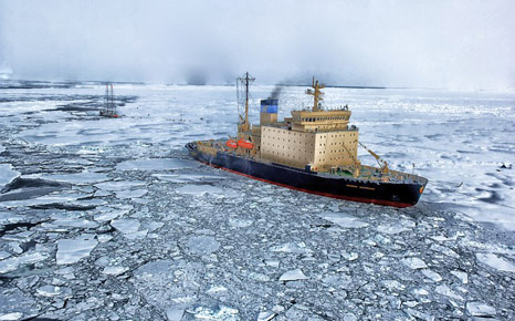 Norwegians issue shipping warning as Arctic sea lanes open