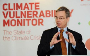 Climate change Q&A: ask John Ashton