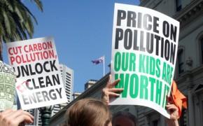 Australian businesses back emissions trading scheme