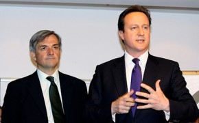 Why did David Cameron promise to lead the 'greenest government ever'?