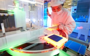 China ratchets up solar trade war with USA