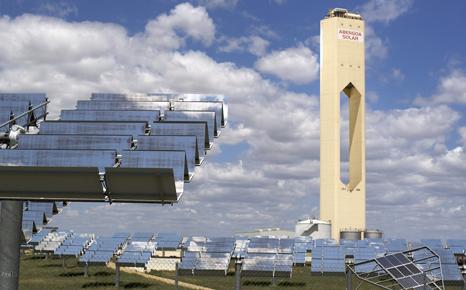 Desertec in trouble as founders quit €400 billion solar project