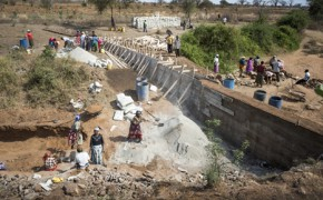 Africa's tiny 'sand dams' can save millions from drought