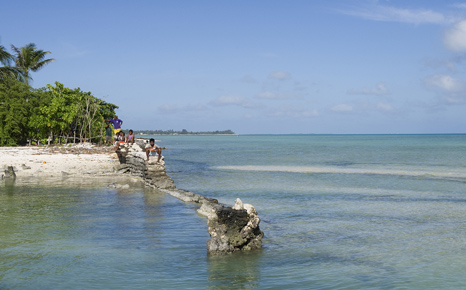 Pacific Islands meet in Fiji to discuss 2015 adaptation strategy