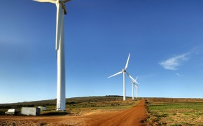 Coal-heavy South Africa eyes wind and solar sectors