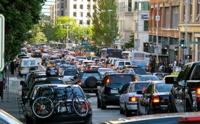 It's time for cities to ditch the car - IEA report