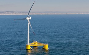 Floating wind farms could provide EU with 40GW by 2020