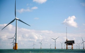 UK reveals plans for world's largest offshore wind farm