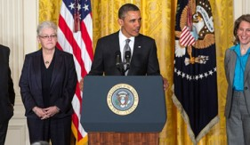 Gina McCarthy says EPA aims to spark US economic growth