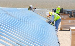 USA starts work on 250MW solar power project in Nevada