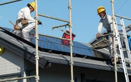 Japan on track to become world's largest solar market