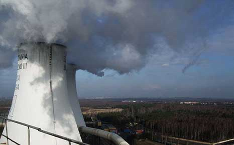 Poland is highly dependent on polluting coal for power (Pic: Beemwej)