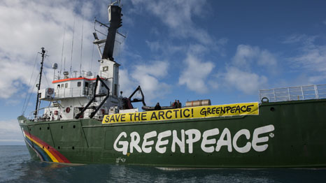 Source: Will Rose/Greenpeace
