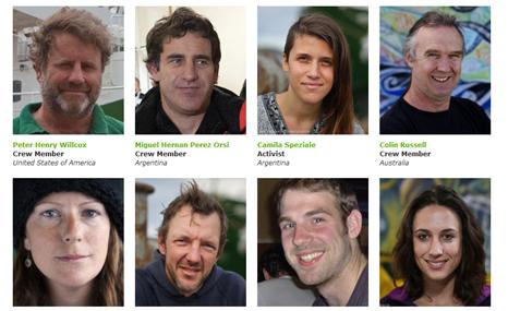 (Pic: Greenpeace)