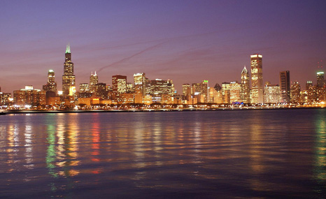 Chicago is one of the 10 cities signed up to the City Energy Project (Pic: Nimesh M/Flickr)
