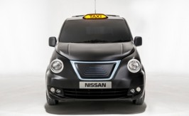 Nissan promises to deliver electric London black cab by 2015