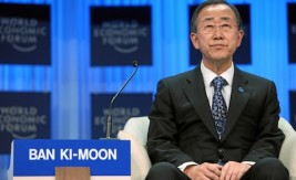 Ban Ki-moon summit 'must succeed' says top UK climate envoy