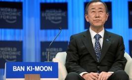 Ban Ki-moon summit 'must succeed' says top UK climate envoy