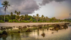 Nauru President: 'Some islands won't make it'