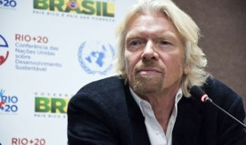 Richard Branson: business must 'stand up to climate deniers'