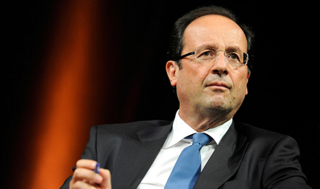 "French president Francois Hollande: climate change is ""this century's major challenge"" (Pic: Jmayrault/Flickr)"