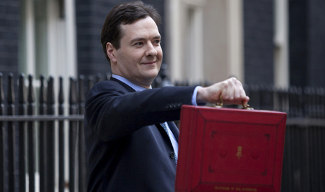 UK Chancellor of the Exchequer George Osborne (Pic: HM Treasury/Flickr)