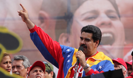 Many Venezuelans appear unhappy with President Nicolas Maduro's government (Pic: MPP Relaciones Exteriores Fotos/Flickr)