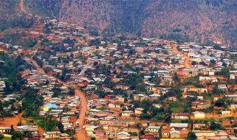 Kigali, capital of Rwanda (Pic: Oledoe/Flickr)