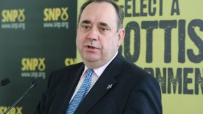 Alex Salmond: Scotland will lead on climate change