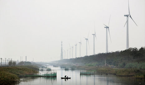 Xioa Yan Kou Farm (Source: Flickr/The Danish Wind Industry Association)