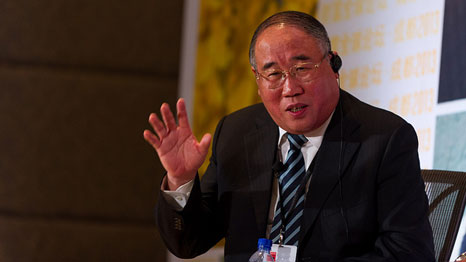 Xie Zhenhua is China's lead climate negotiator (Pic: Fortune Live Media/Flickr)