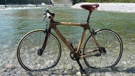 Ghana S Bamboo Bikes Cycling Towards Sustainability