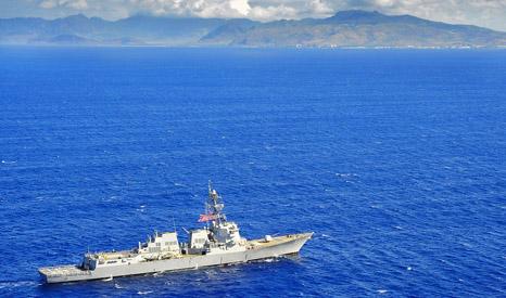(Pic: US Navy/Flickr)