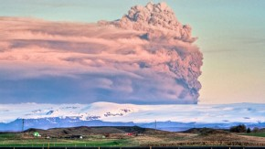 Climate change could increase volcanic eruptions