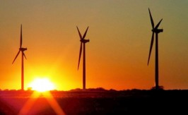 US wind headed for dismal year as carbon emissions rise