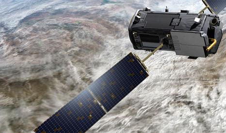 NASA's Orbiting Carbon Observatory-2 (OCO-2)