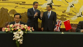 China and UK to boost climate cooperation