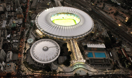 The Maracana Stadium, Rio de Janeiro (Pic: Erica Ramalho)