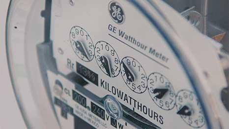 GE Electric Meter